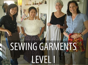 Sewing Garments Level I