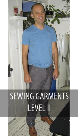 Sewing Garments Level II